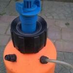 Naprawa opryskiwacza ciśnieniowego