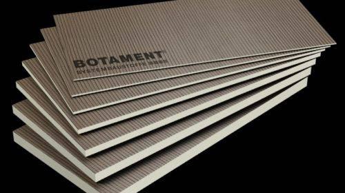 Płyta budowlana BOTAMENT® BP fot.: Botament
