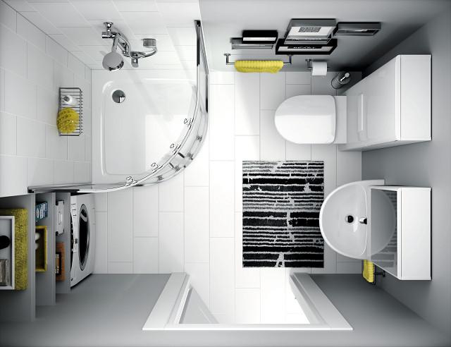 4 Akcesoria łazienkowe Które Zamontujesz Bez Wiercenia