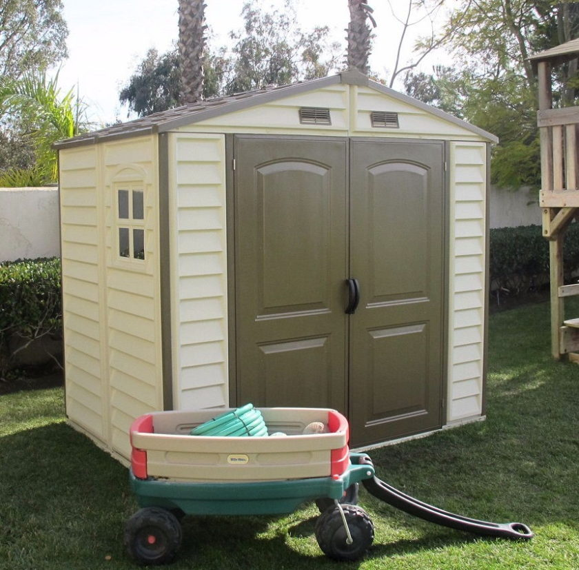 plastikowy domek ogrodowy StoreMate marki Durmax