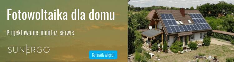 Fotowoltaika Poznań - SunErgo