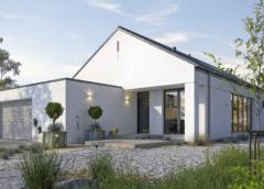 Nowoczesne projekty domów z poddaszem