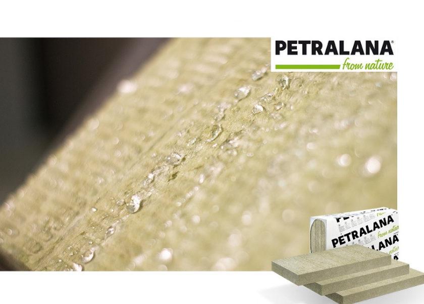 Wełna mineralna Petralana jako izolacja termiczna i akustyczna poddasza. Specyfikacja produktu