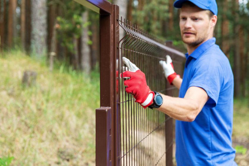 Prawidłowy montaż ogrodzenia – jak powinien wyglądać?