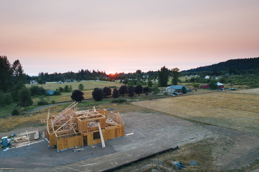 Domy z prefabrykatów drewnianych