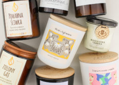 Dlaczego powinniście wybierać świece z wosku sojowego?
