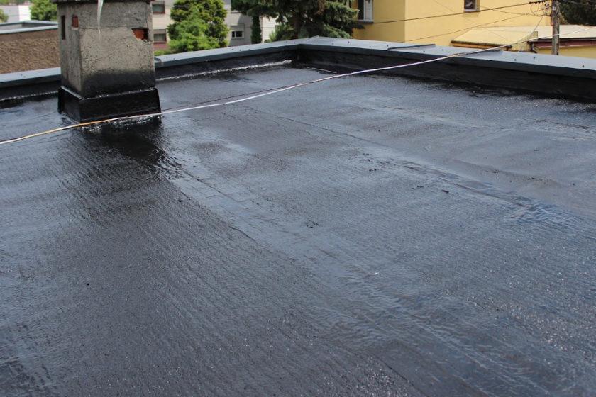Renowacja dachów płynną gumą